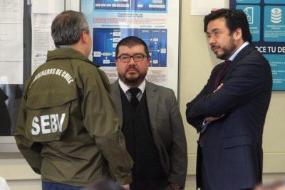 Fiscales Arias y Moya fueron sobreseídos en querella de Natalia Compagnon por amenazas