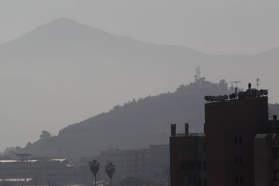 Intendencia Metropolitana decreta la primera preemergencia ambiental del año