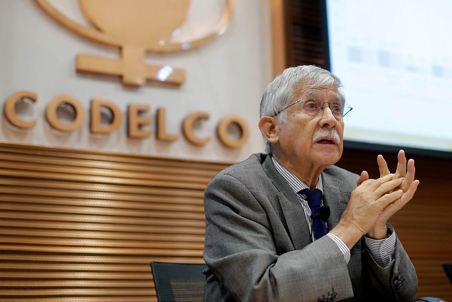 Excedentes de Codelco cayeron en 31% durante el primer trimestre