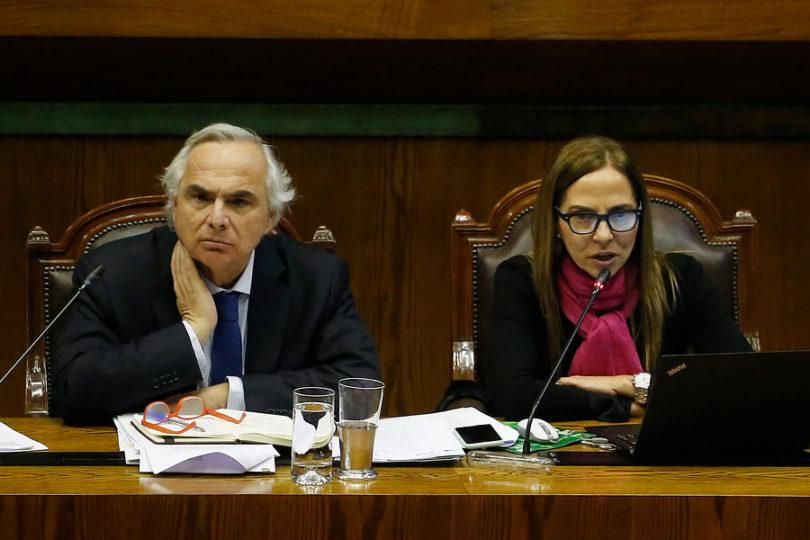 Ponen fin al contrato entre la empresa de la nuera del ministro Chadwick y el Ministerio de la Mujer
