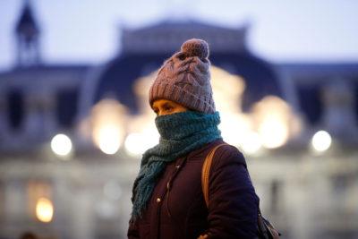 La mañana más fría del año en Región Metropolitana: 1,5°C en Buin