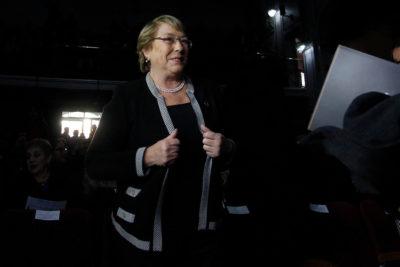 Bachelet apareció en el top 20 de las personas más influyentes del mundo en política de género