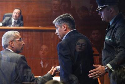 Corte confirma prisión preventiva para exdirector de inteligencia de Carabineros
