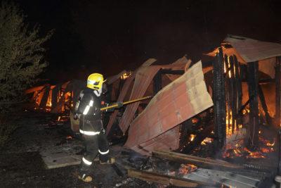 Segundo atentado incendiario en menos de 24 horas en zona del conflicto mapuche