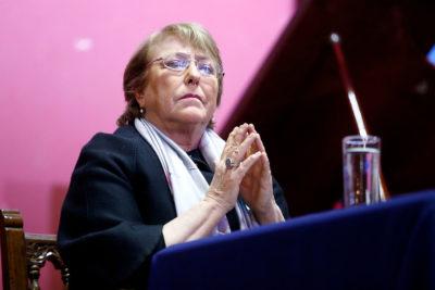 """Bachelet advierte: """"Derechos de las mujeres sufren un retroceso en América Latina"""""""