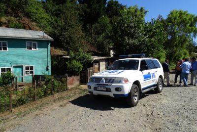 Hombre apuñaló a una familia y dejó dos muertos en San José de la Mariquina