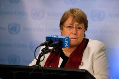 """""""Me podía haber pasado a mí"""": Bachelet habló de su experiencia sobre las desapariciones forzadas"""