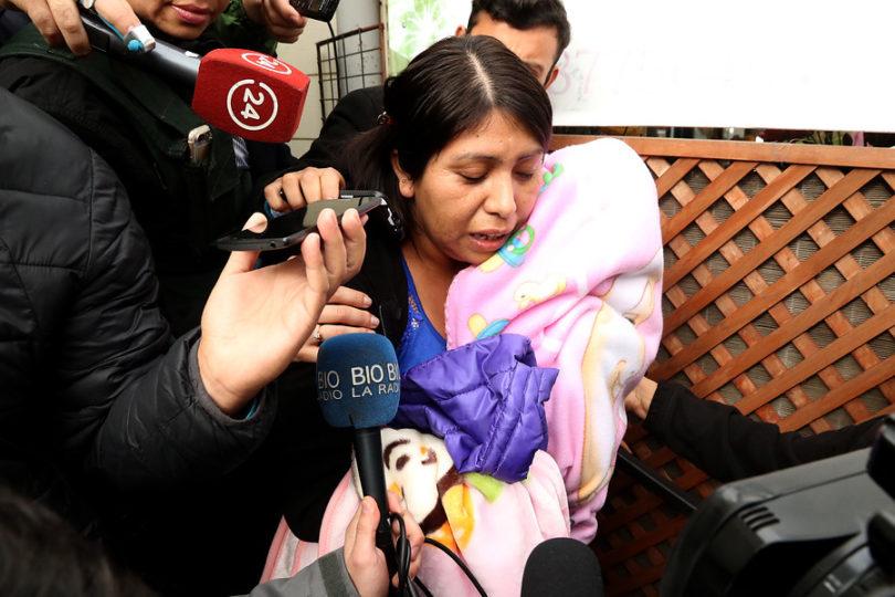 Absolvieron a gendarmes por parto engrillado de Lorenza Cayuhan