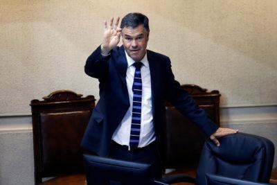 """Senador Ossandón e hijos de Piñera: """"Ha habido mala leche de algunas personas"""""""