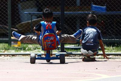 Estudio revela que 547 menores viven en la calle