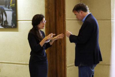 El día en que Camila Vallejo (PC) y Matías Walker (DC) se pusieron de acuerdo para criticar reforma laboral de Piñera