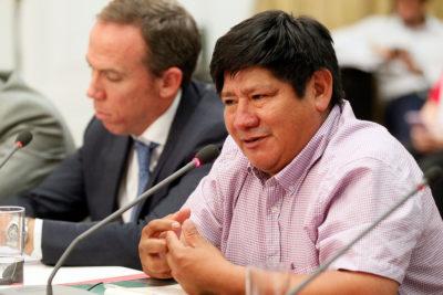 Padre de Camilo Catrillanca pidió cadena perpetua para ex carabinero involucrado en el homicidio