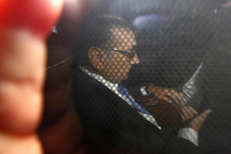 Fiscal solicita audiencia para formalizar a Fuente-Alba por lavado de dinero