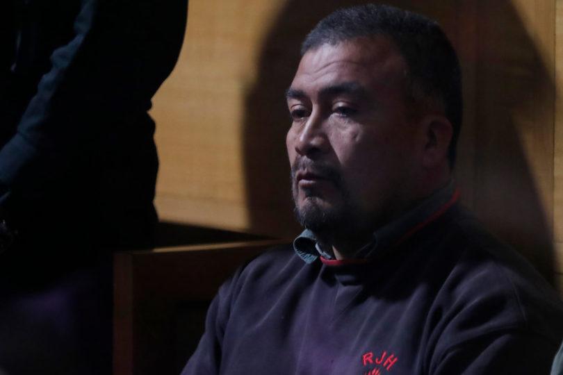 Héctor Llaitul se querelló contra los fiscales Moya y Arroyo por la Operación Huracán
