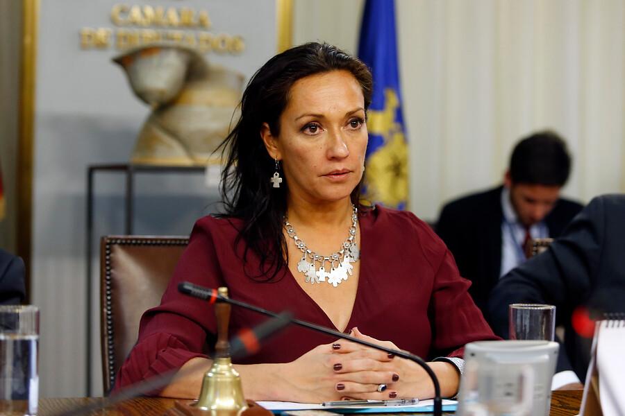 Marisela Santibáñez habla de los costos de su operación por tener Fonasa