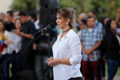 """Guarequena Gutiérrez por invitación del Senado a representante de Maduro: """"Es el embajador acreditado acá"""""""