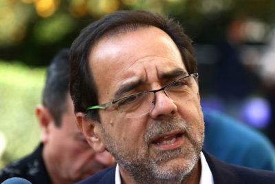 """Diputado Mulet trató de """"fascistoide"""" a Luis Castillo y pidió su renuncia"""