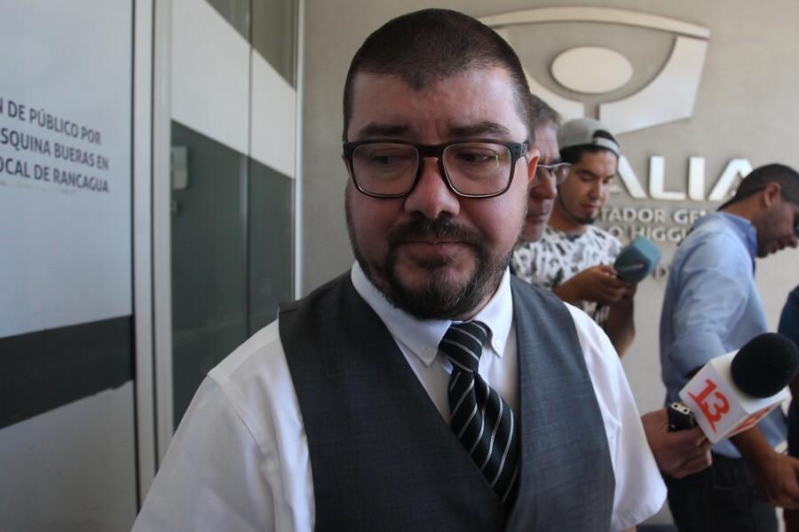 Justicia ordena mantener en reserva información incautada a fiscal Sergio Moya