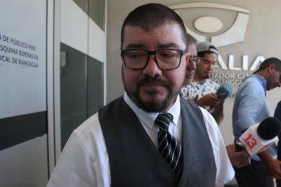 Fiscal Sergio Moya guardaba pruebas de caso contra jueces de Rancagua en su casa