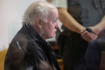 Juzgado de Colina mantuvo la prisión preventiva contra Hugo Larrosa