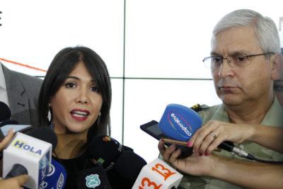 Más de 3.800 detenidos en la última ronda nacional de Carabineros