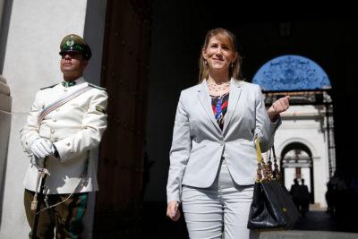 Gobierno invitará a representante de Juan Guaidó a la cuenta pública