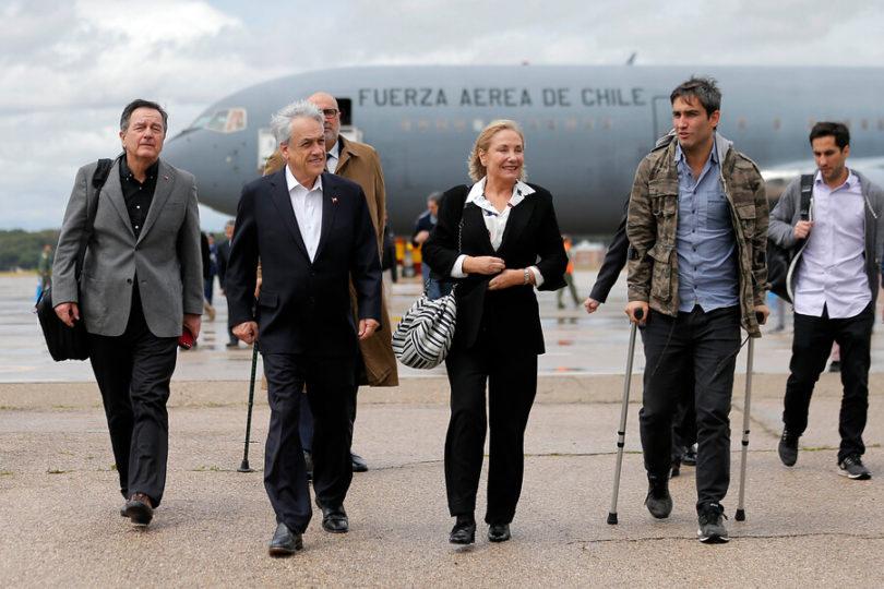 FACh gastó $240 millones en el viaje presidencial a China
