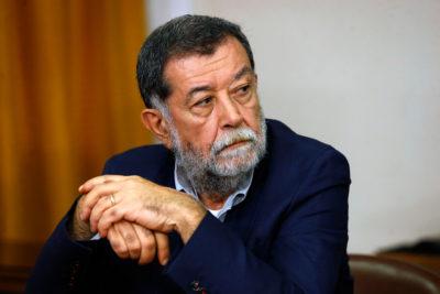 """Aucán Huilcamán y la participación de Aleuy en elecciones del PS: """"Es como si Mamo Contreras estuviera a cargo de una campaña"""""""