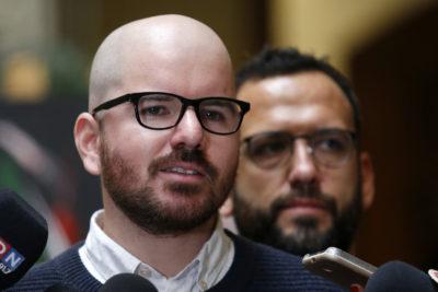 """Ministra Cecilia Pérez trata de """"mentirosa"""" a la izquierda y a Giorgio Jackson le dio ataque: dura respuesta en Twitter"""