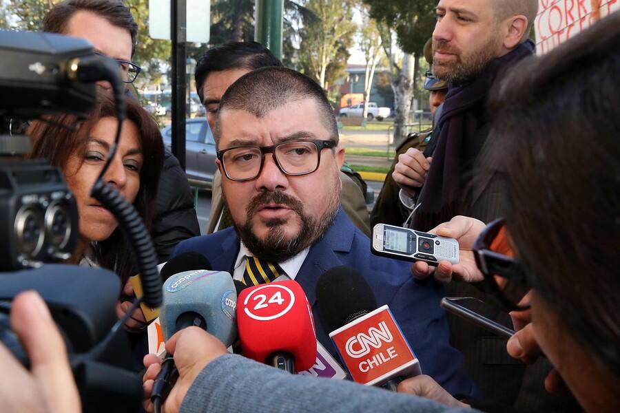 """Los mensajes de Bruno Villalobos para coordinar las """"asesorías"""" del fiscal Moya en la Operación Huracán"""