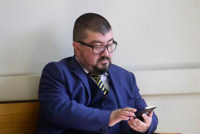 """Sergio Moya y la intervención en la Fiscalía de O'Higgins: """"Son las medidas más adecuadas"""""""