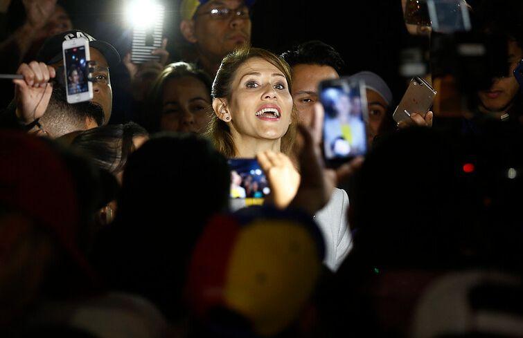 """""""Representante de Guaidó en Chile:"""