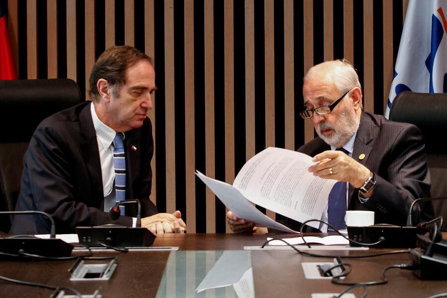 """""""Ministerio de Justicia se querella por módulo VIP en Colina 2 y reconoce narcotráfico interno"""""""