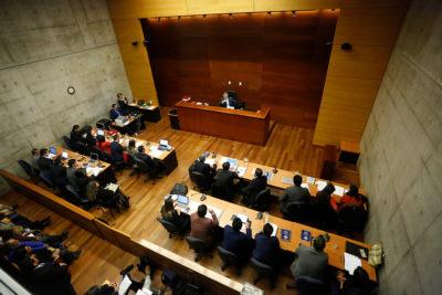 Ministerio Público consiguió las primeras condenas por fraude en Carabineros
