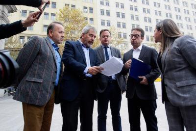 DC envía oficio a Contraloría por no pago de contribuciones de Piñera en Caburgua