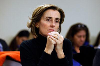 """Ministra Cubillos reconoce envío masivo de mails por Admisión Justa: """"Se hace todos los meses"""""""