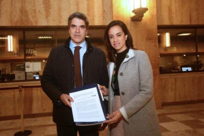 Diputados RN piden a Contraloría que fiscalice a Gendarmería por cárceles vip