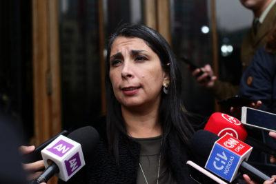 """Intendenta Rubilar respaldó a Carabineros por su actuar ante los """"narcovelorios"""""""