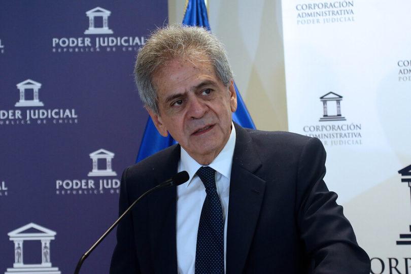 """Presidente de la Suprema por críticas de Dobra Lusic a la prensa: """"Yo no tengo un tema con eso"""""""