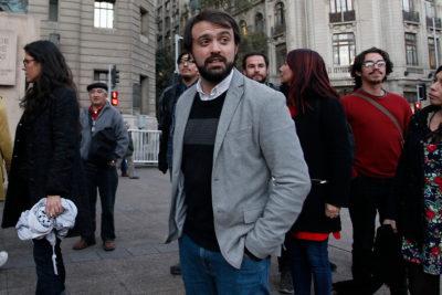 """Jorge Sharp ve """"poco viable"""" un pacto del FA con la ex Nueva Mayoría por las municipales"""