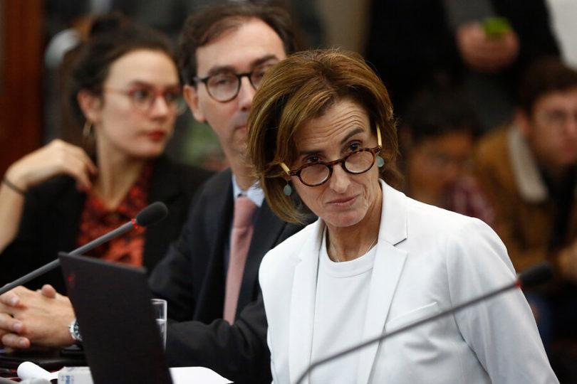 """Marcela Cubillos y rechazo a Admisión Justa: """"Ha ganado la ideología a la justicia"""""""