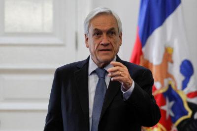 """Piñera calificó de """"grave daño"""" y """"duro golpe"""" rechazo a reforma de pensiones"""