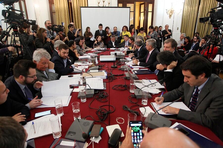 Comisión rechaza idea de legislar reforma de pensiones