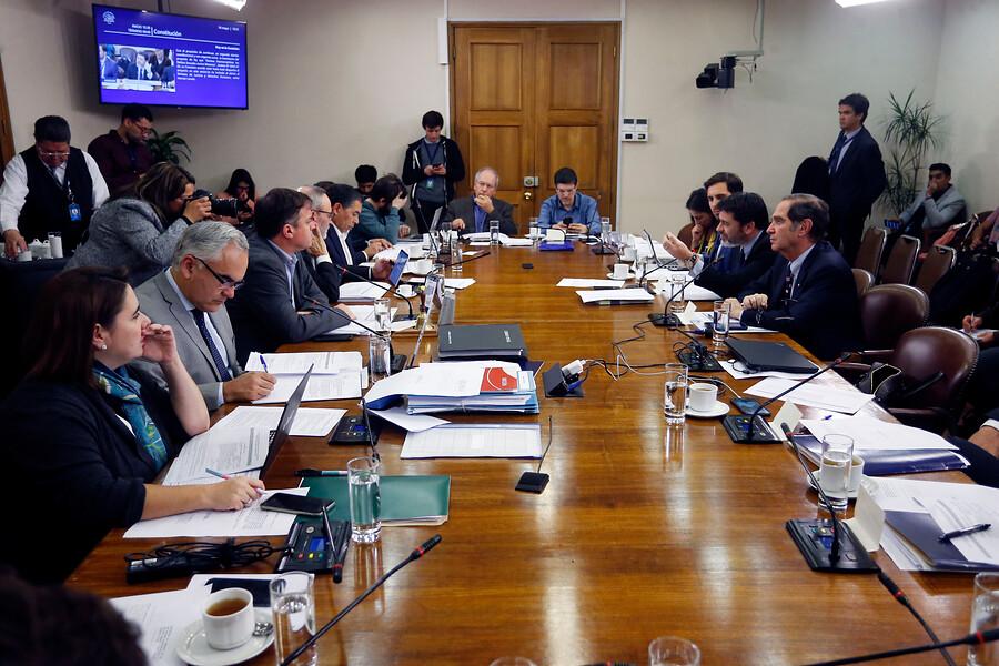 """""""Comisión aprueba indagar delitos sexuales contra menores desde 1990 en adelante"""""""