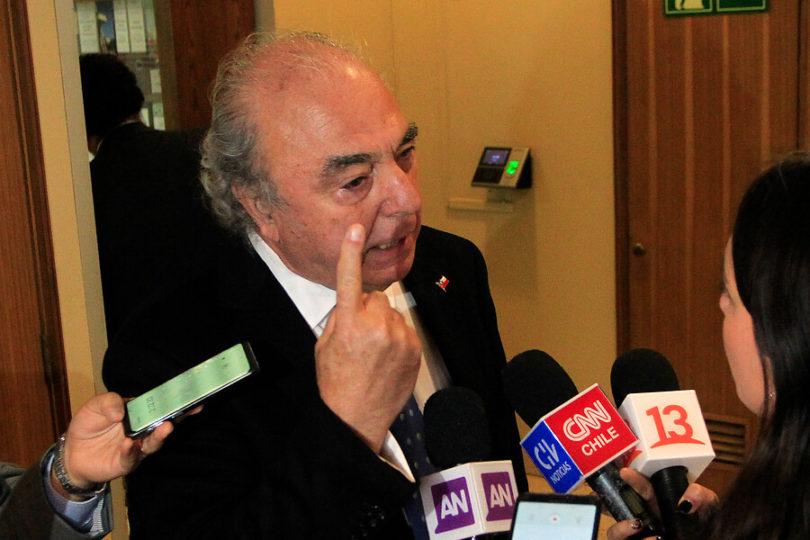 RN descartó sanciones internas contra diputado René Manuel García por agresión a periodista