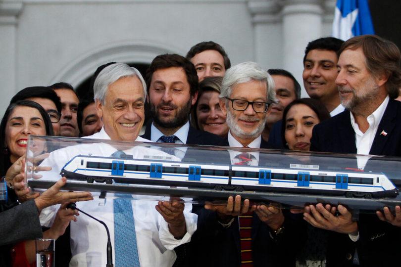 Comisión de Evaluación Ambiental aprueba tren Santiago-Melipilla