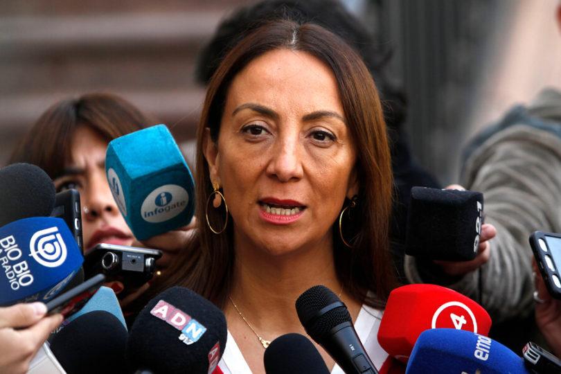 """Cecilia Pérez dice que no sabía de contratos de la nuera de Chadwick: """"Le preguntaré a la ministra Plá"""""""