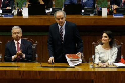Reforma previsional: Monckeberg descarta presencia de AFP en administración de 4% adicional