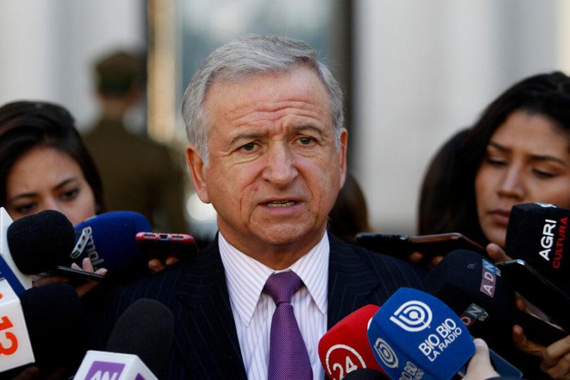 """Larraín: """"Guerra comercial es el principal riesgo que tiene Chile y el mundo"""""""