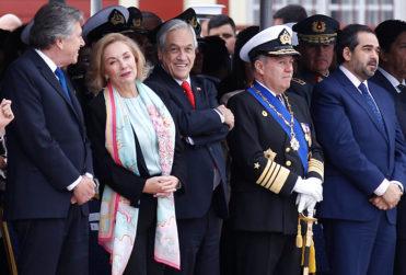 Almirante de la Marina comete error histórico sobre el Combate Naval de Iquique en pleno discurso